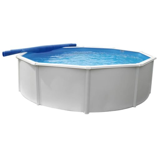 KWAD Pool Steely Deluxe rund 3,6×1,2 m